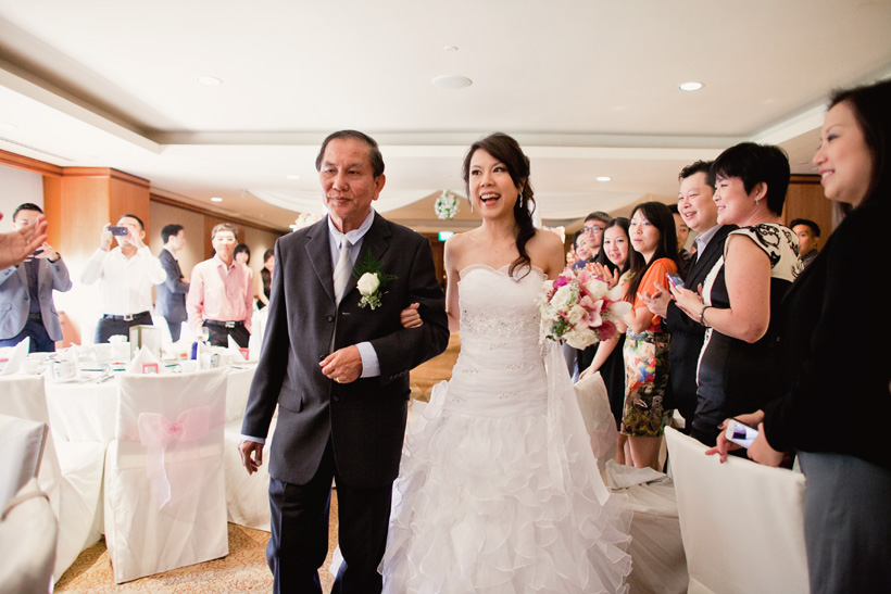 glenda han wedding