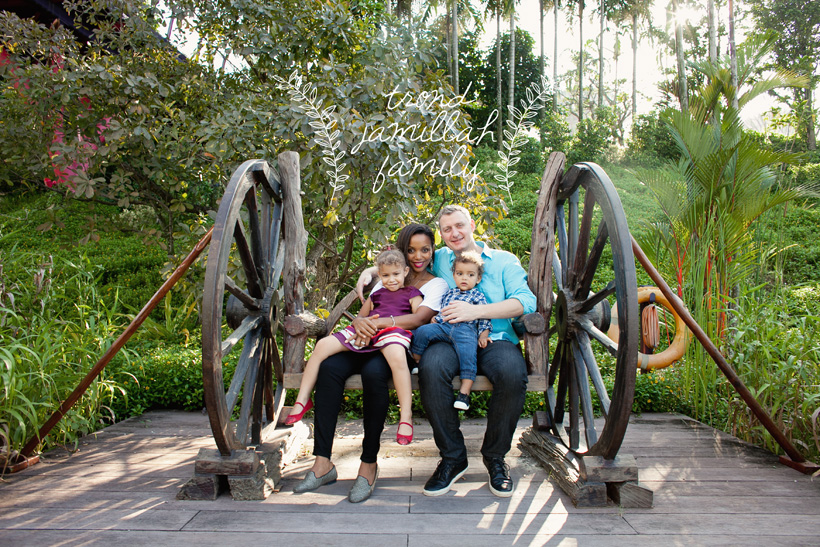 Trond + Jamillah // Family by Lawrence - Singapore Wedding ...