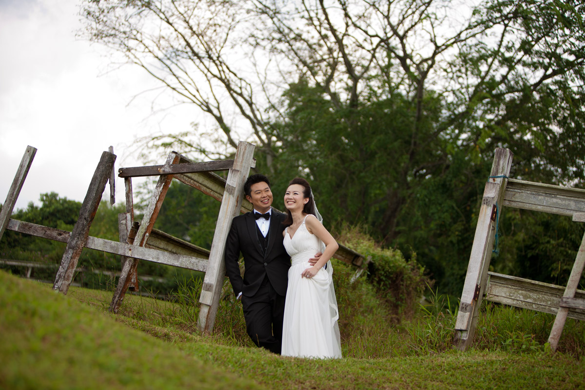 pre-wedding photography locations